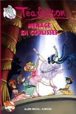 Téa Sisters, Tome 14 : Menace en coulisses