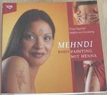 Mehndi : Body-Painting mit Henna.