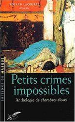 Petits crimes impossibles