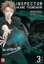 Inspector Akane Tsunemori (Psycho-Pass) 03