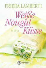 Weiße Nougat Küsse