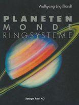 Planeten Monde Ringsysteme