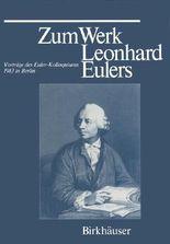 Zum Werk Leonhard Eulers