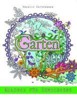 Garten - Malbuch für Erwachsene