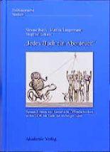 'Jedes Buch ein Abenteuer'
