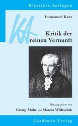 Immanuel Kant: Kritik der reinen Vernunft