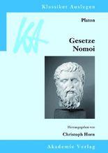 Platon: Gesetze