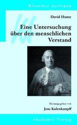David Hume, Eine Untersuchung über den menschlichen Verstand