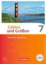 Zahlen und Größen - Nordrhein-Westfalen Kernlehrpläne - Ausgabe 2013 / 7. Schuljahr - Schülerbuch