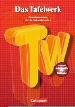 Das Tafelwerk. Formelsammlung für die Sekundarstufe I. Östliche Bundesländer und Berlin / Schülerbuch