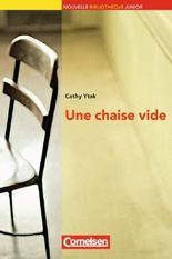 Nouvelle Bibliothèque Junior / Niveau A2+ - Une chaise vide