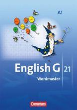 English G 21 - Ausgabe A / Band 1: 5. Schuljahr - Wordmaster