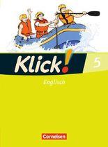 Klick! Englisch: Band 5: 9. Schuljahr - Schülerbuch