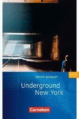 """Underground New York: Lektüre zu """"English G 21"""". Mit Aufgaben und Activities. 8. Schuljahr, Stufe 3. Lektüre zu EG 21 A 4 + B 4 + D 4"""
