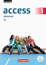 English G Access - Allgemeine Ausgabe / Band 1: 5. Schuljahr - Workbook mit CD