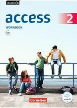 English G Access - Allgemeine Ausgabe / Band 2: 6. Schuljahr - Workbook mit CD