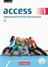 English G Access - Allgemeine Ausgabe / Band 1: 5. Schuljahr - Workbook mit CD-ROM (e-Workbook) und CD