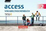 English G Access - Allgemeine Ausgabe / Baden-Württemberg / Band 2: 6. Schuljahr - Vokabeltaschenbuch