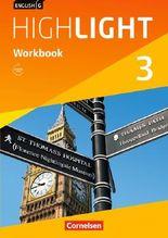 English G Highlight - Hauptschule / Band 3: 7. Schuljahr - Workbook mit CD