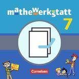 mathewerkstatt - Mittlerer Schulabschluss - Allgemeine Ausgabe / 7. Schuljahr - Schülerbuch mit Materialblock