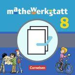 mathewerkstatt 8. Schuljahr. Schülerbuch mit Materialblock. Mittlerer Schulabschluss - Allgemeine Ausgabe