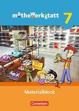 mathewerkstatt - Mittlerer Schulabschluss - Allgemeine Ausgabe / 7. Schuljahr - Materialblock