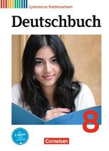 Deutschbuch - Gymnasium Niedersachsen / 8. Schuljahr - Schülerbuch