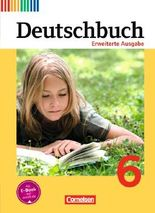 Deutschbuch 6. Schuljahr. Schülerbuch
