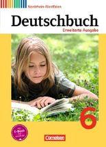 Deutschbuch 6. Schuljahr. Schülerbuch Nordrhein-Westfalen