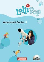 LolliPop Sache / 3. Schuljahr - Arbeitsheft mit CD-ROM