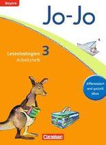 Jo-Jo Lesebuch 3. Jahrgangsstufe. Arbeitsheft Grundschule Bayern