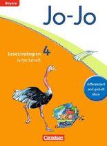 Jo-Jo Lesebuch - Grundschule Bayern - 2014 / 4. Jahrgangsstufe - Arbeitsheft
