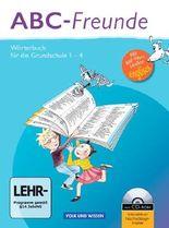 ABC-Freunde - Östliche Bundesländer / Wörterbuch mit Bild-Wort-Lexikon Englisch und CD-ROM