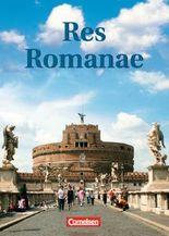 Res Romanae - Ausgabe 2008. Begleitmaterial für die lateinische Lektüre / Schülerbuch