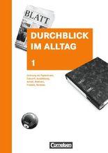 Durchblick im Alltag. Neubearbeitung / Band 1 - Schülerbuch