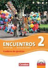 Encuentros - 3. Fremdsprache - Edición 3000 / Band 2 - Cuaderno de ejercicios mit CD