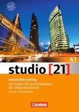 studio [21] - Grundstufe / A1: Gesamtband - Intensivtraining Inland mit Hörtexten und Lösungen