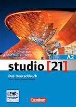 studio [21] - Grundstufe / A2: Gesamtband - Das Deutschbuch (Kurs- und Übungsbuch mit DVD-ROM)