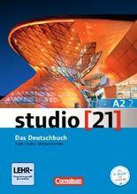studio [21] - Grundstufe / A2: Teilband 2 - Das Deutschbuch (Kurs- und Übungsbuch mit DVD-ROM)