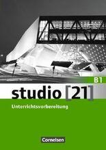 studio [21] Grundstufe B1: Gesamtband. Unterrichtsvorbereitung (Print)