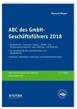 ABC des GmbH Geschäftsführers 2012