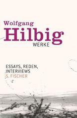 Werke - Essays, Reden, Interviews