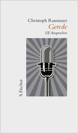 Gerede: Elf Ansprachen