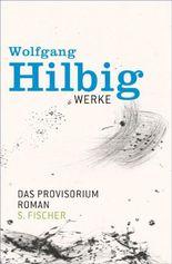 Werke, Band 6: Das Provisorium: Roman