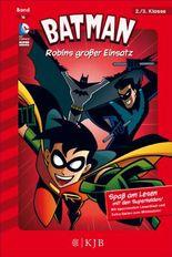 Batman 16: Robins großer Einsatz: Fischer. Nur für Jungs
