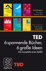 TED - 6 spannende Bücher, 6 große Ideen: Die komplette erste Staffel