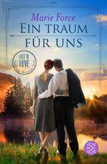 Ein Traum für uns (Lost in Love. Die Green-Mountain-Serie 8) (German Edition)