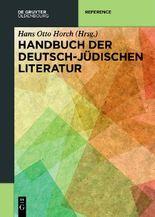 Handbuch der deutsch-jüdischen Literatur