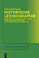 Historische Lexikographie