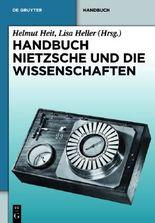 Handbuch Nietzsche und die Wissenschaften des 19. Jahrhunderts